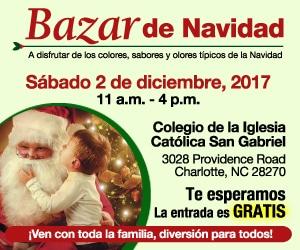 Bazar de Navidad square