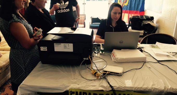 Ecuatorianos podrán realizar trámites en visita consular a Charlotte