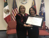 Consulado de México entrega el Premio Ohtli