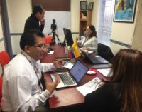 Ecuatorianos fueron atendidos por consulado móvil en Charlotte