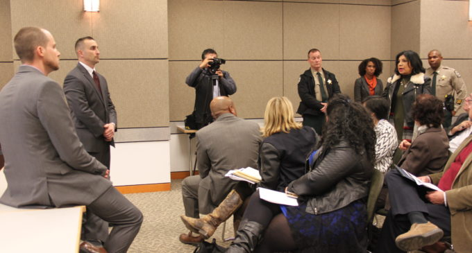 Invitan a la comunidad a reunión anual con el alguacil sobre el 287(g)
