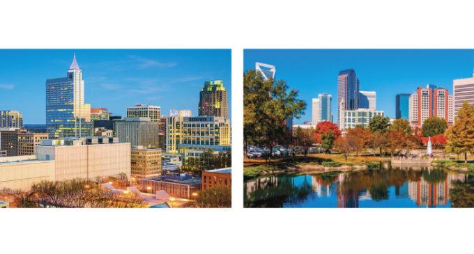 Raleigh y Charlotte entre las mejores ciudades para vivir del país