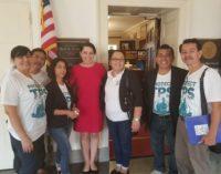 Grupos de Carolina del Norte presionan por la renovación del TPS para salvadoreños