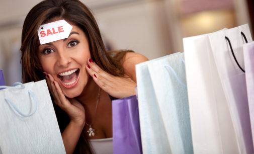 Controle las compras compulsivas durante las festividades