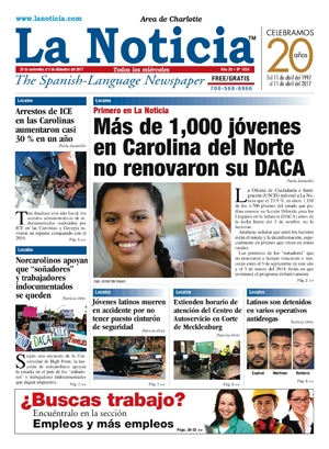 05a193d5ce831 La Noticia Charlotte Edición 1024 - La Noticia