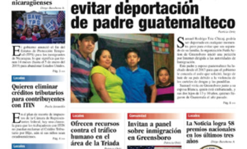 La Noticia Greensboro Edición 251