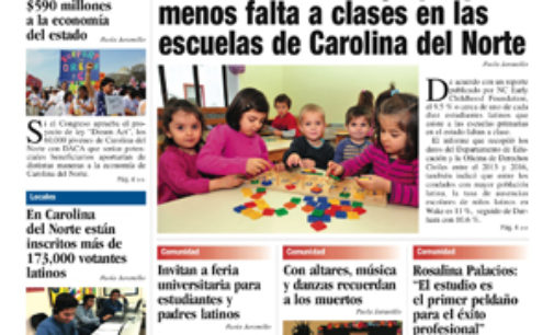 La Noticia Raleigh Edición 289
