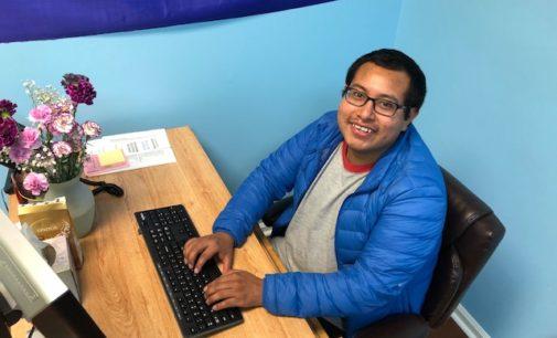 Emilio Vicente: Soñador guatemalteco es honrado por su labor comunitaria