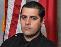 Oficial latino es promovido a sargento en Greensboro