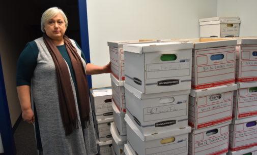 Hasta fin de mes se pueden reclamar archivos de casos llevados por el exabogado Christopher Greene