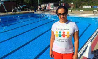 María González: Deportista exitosa y querida líder comunitaria