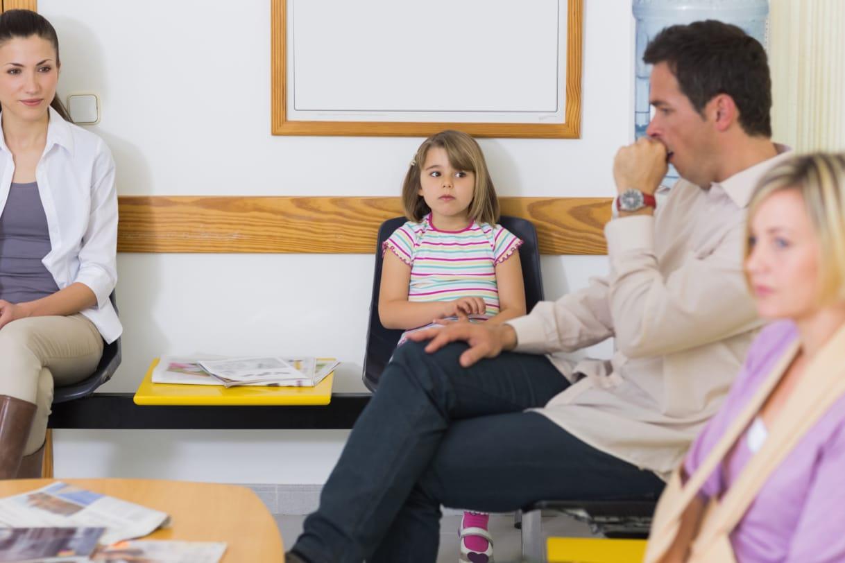 Restringen Ingreso De Menores A Hospitales Debido A Brote