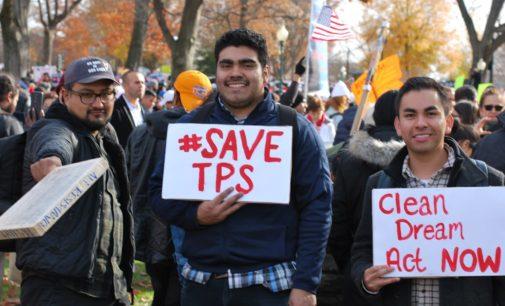 Harán manifestación para presionar por el Dream Act y el TPS