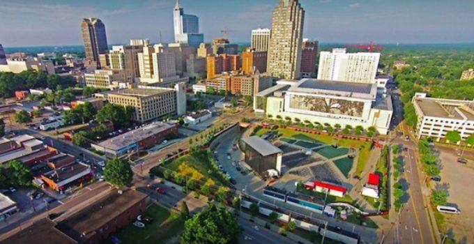 Amazon incluye a Raleigh en su lista de ciudades preseleccionadas para su segunda sede