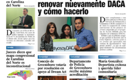 La Noticia Greensboro Edición 261