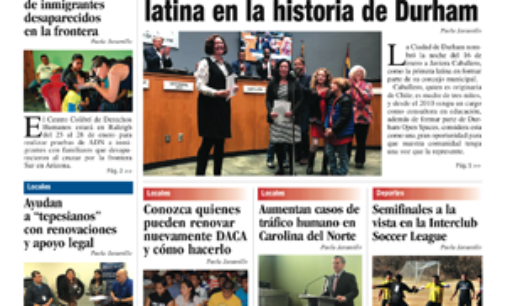 La Noticia Raleigh Edición 300