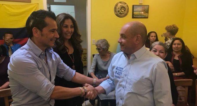 Candidato por los colombianos en el exterior hará campaña en Charlotte