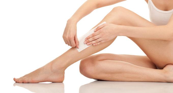 Cómo preparar tu piel de tus piernas antes de una depilación con cera