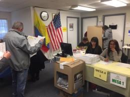 f97803c7a5 Colombianos en las Carolinas podrán votar en las elecciones presidenciales