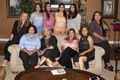 Foto en grupo del campamento de moda.