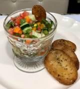 Ceviche de vegetales
