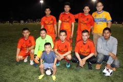 Foto del equipo: Manchester United.