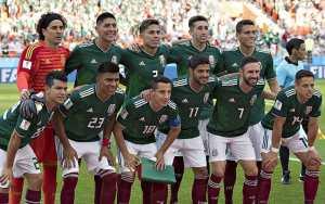 La Selección Mexicana de Fútbol