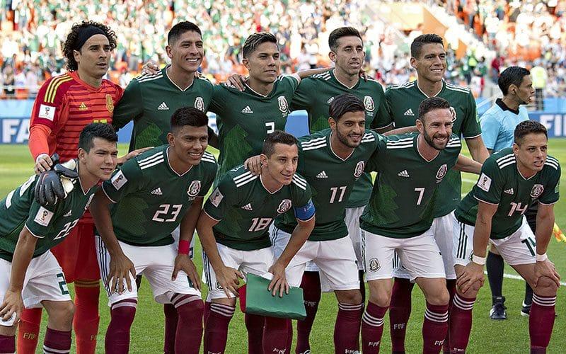 cdd14688ab12c La selección de México jugará en Carolina del Norte por la Copa Oro ...