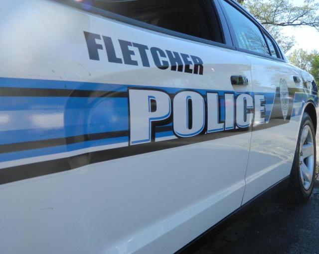 Carro de policia de Fletcher