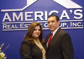 Foto de Héctor y Cecilia Carbajal
