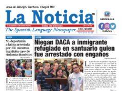 La Noticia Raleigh Edición 345