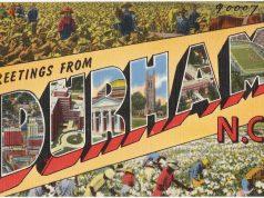 Saludos desde Durham, N.C.