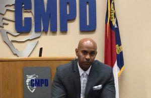 Foto del jefe de policía Kerr Putney.