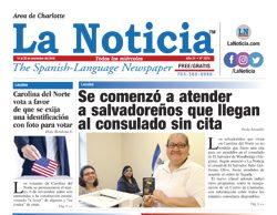 La Noticia Charlotte Edición 1074