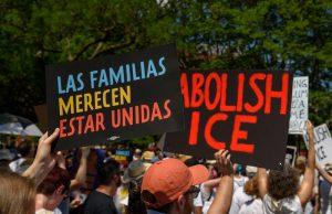 Marcha pro--inmigrante