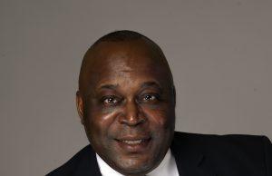 Foto del nuevo alguacil del condado de Wake: Gerald Mauroka Baker