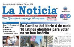 La Noticia Raleigh Edición 340