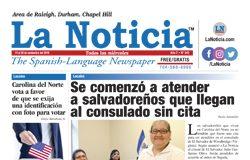La Noticia Raleigh Edición 343