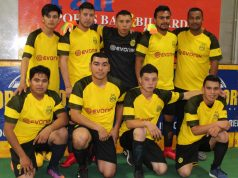 Manchester de la liga Global Sports Indoor Soccer Arena