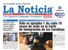 La Noticia Raleigh Edición 346