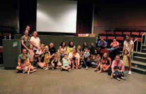 Sábados familiares con cuentos y música bilingüe