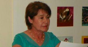 Lamentan sensible fallecimiento de poeta latina, Fanny Cielo Ramírez