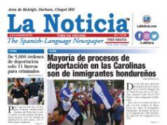 La Noticia Raleigh Edición 348
