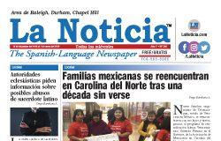 La Noticia Raleigh Edición 349