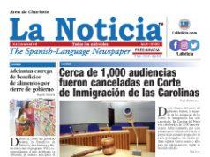 La Noticia Charlotte Edición 1083