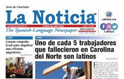 La Noticia Charlotte Edición 1085