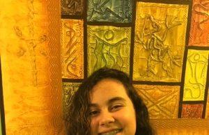 Estudiante latina nombrada como representante estatal para prestigioso premio