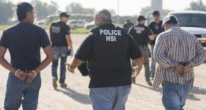 ICE habría arrestado a cerca 200 inmigrantes en Carolina del Norte durante esta semana