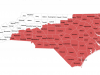 Imponen cuarentena a productos agrícolas en 75 condados por invasión de hormigas