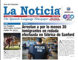La Noticia Charlotte Edición 1086